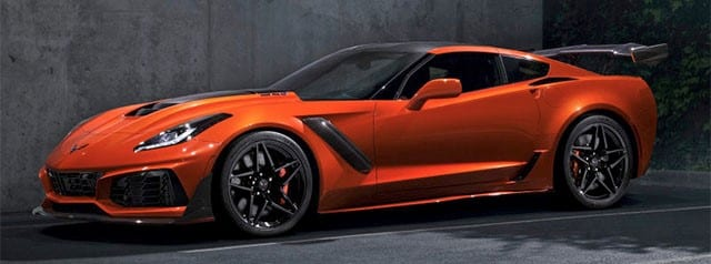 2019 ZR1 Corvette