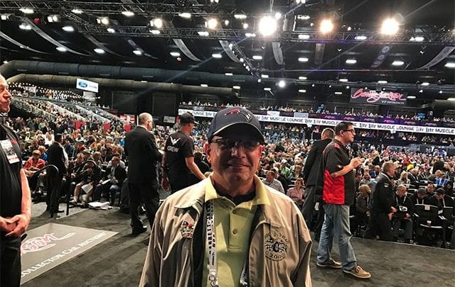 Arizona Auction Mike Vietro