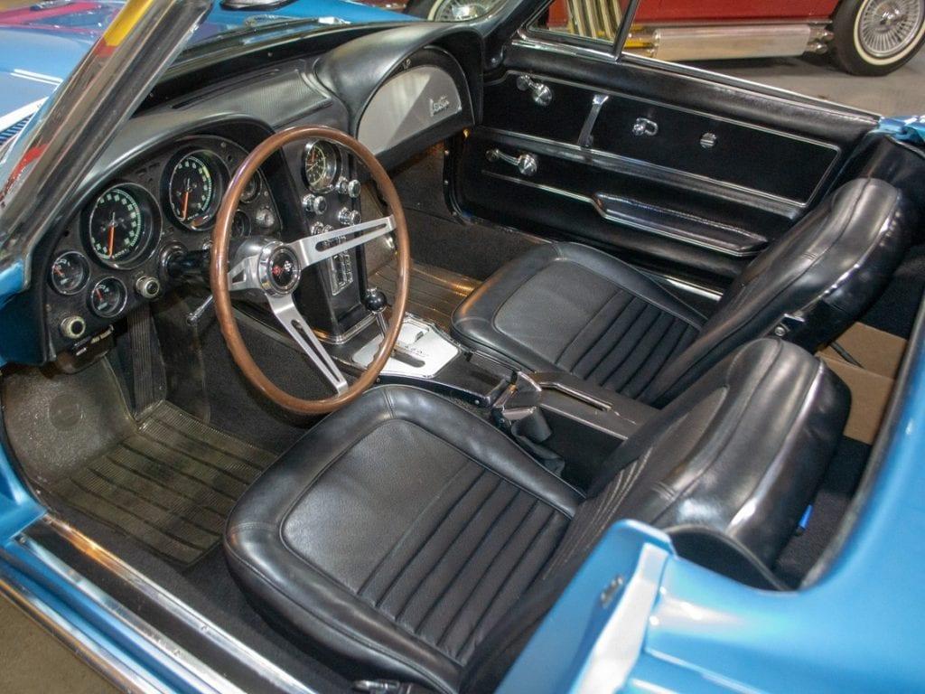 1967 Corvette-Convertible