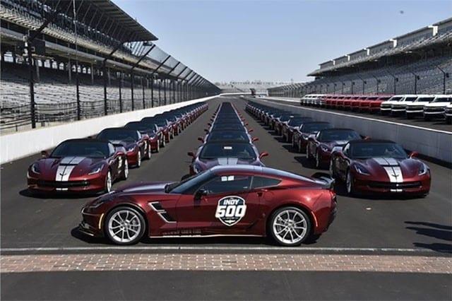 Indy 500 Corvette