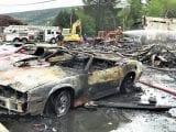 Corvette Fire New York