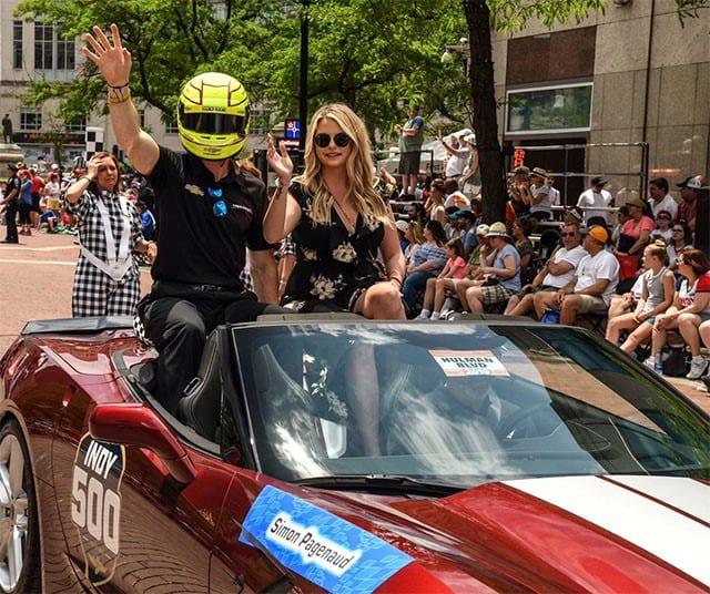 Indy Pace Corvette