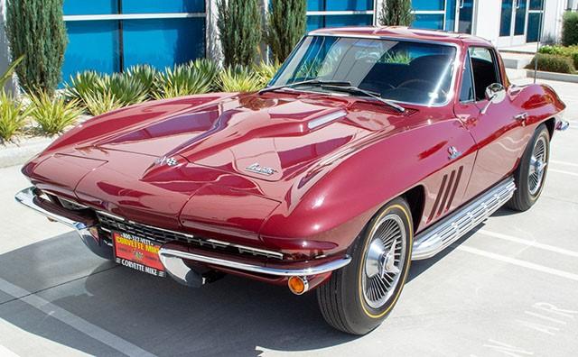 1966 L72 Corvette Coupe