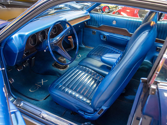 1971 Plymouth GTX Interior