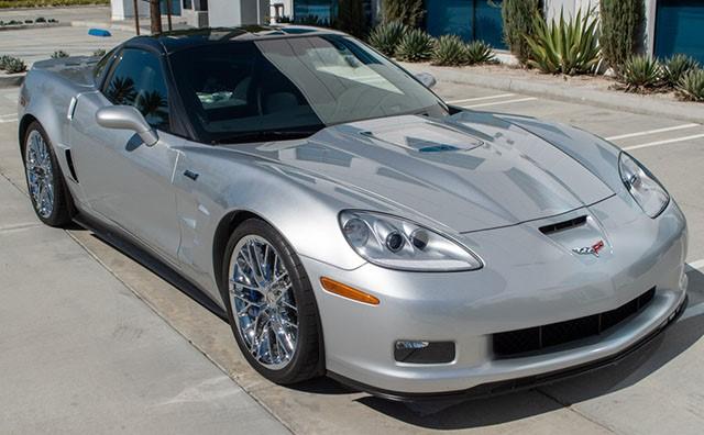 2011 Corvette Coupe