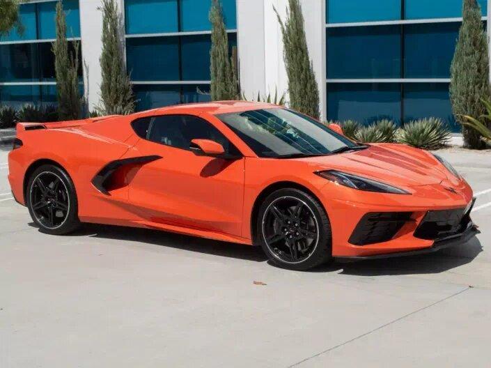 Corvette C8 Sebring Orange Corvette Mike1