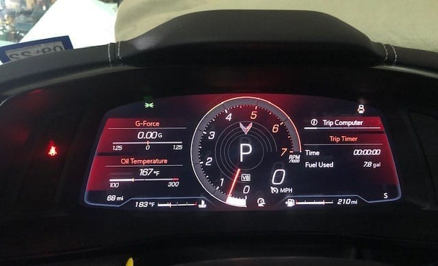 2020 red odometer 1