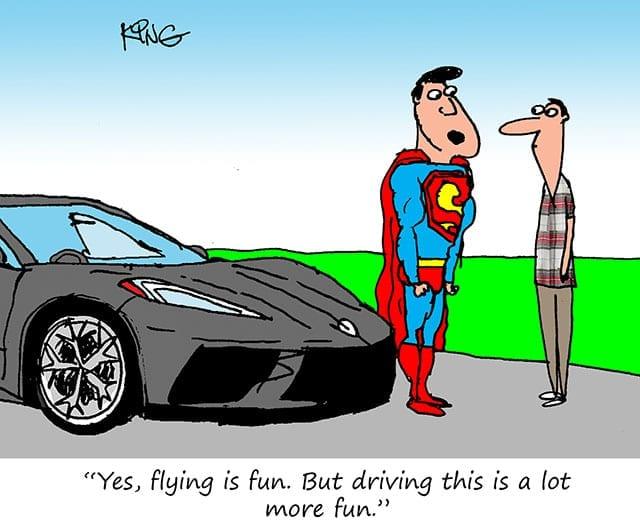 corvette comic 3 1
