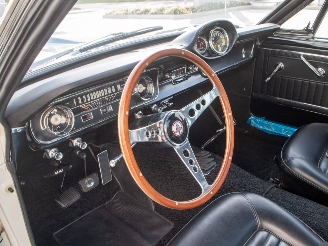1965 Shelby GT 350 Fastback 0862