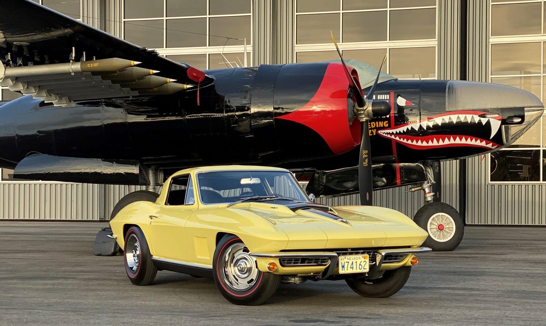 1967 L88 Corvette Coupe