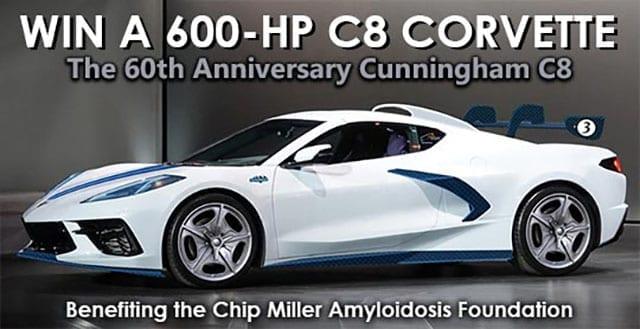 corvette contest 1