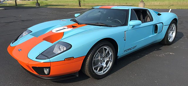 2006 ford gt 1 1