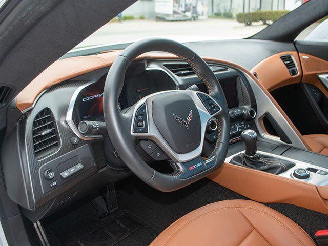 2016 corvette z06 z07 7 speed manual interior 1