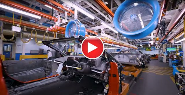c8 right hand drive assembly 1